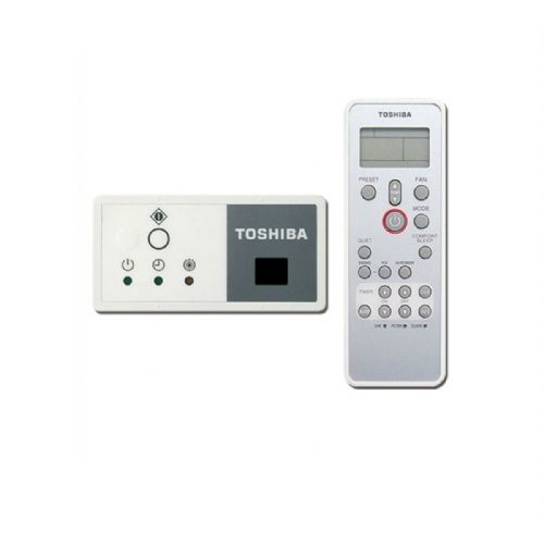 Toshiba Air Conditioning RBC-AX33CE Replacement Wireless Remote Control